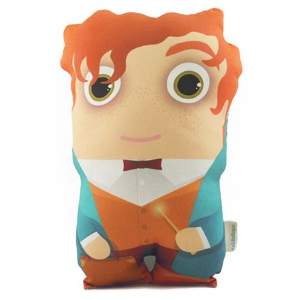 harry potter, cojín harry potter, peluche harry potter, cojin newton scamander