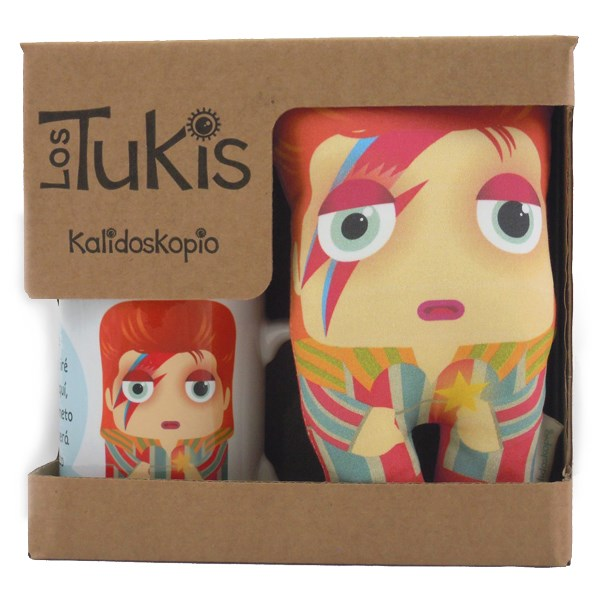Pack Taza + Mini Tuki David Bowie (1)