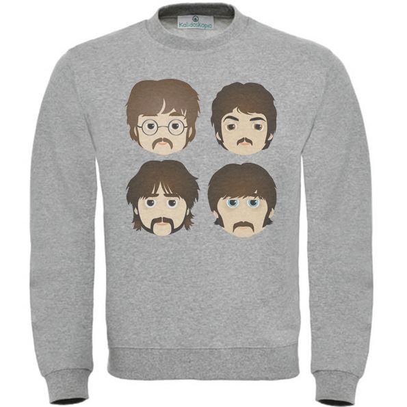 SUDADERA BEATLES