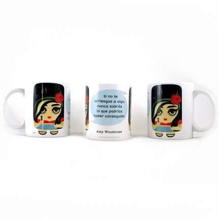 Taza Amy Winehouse, Taza Amy, Amy Winehouse